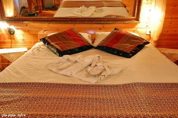 צימרים הבקתה של איה - לחופשה מרעננת בגליל המערבי