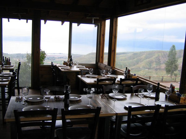 מסעדת עמק הבוקרים | מסעדות ברמת הגולן