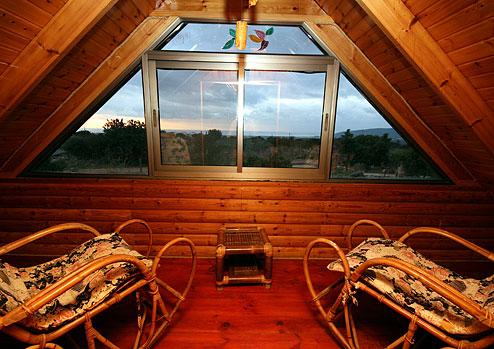צימרים בקתות בטבע - לחופשה מרעננת בגליל המערבי