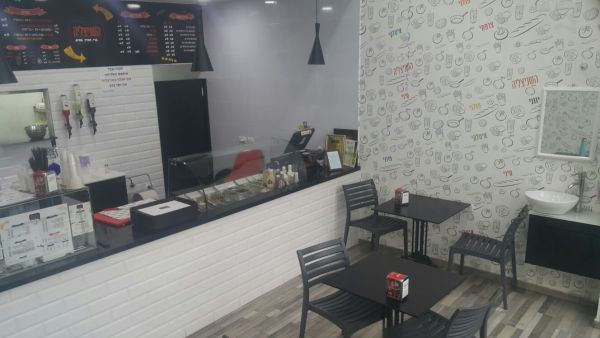מסעדת השניצליה ירכא - בגליל המערבי