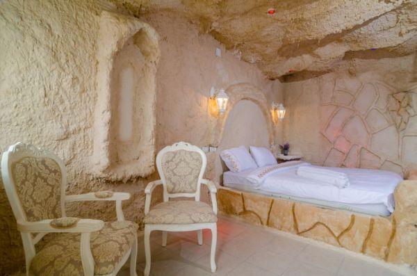 צימרים מערות נוף הצוק - לחופשה מרעננת ברמת הגולן והכנרת