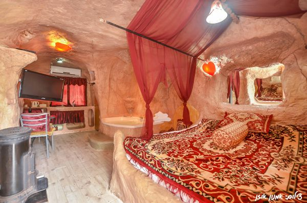 צימרים צימר המערה - לחופשה מרעננת בגליל המערבי