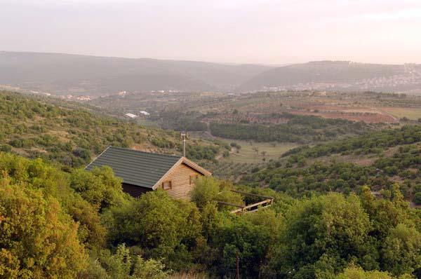 צימרים בת הרים - לחופשה מרעננת בגליל המערבי