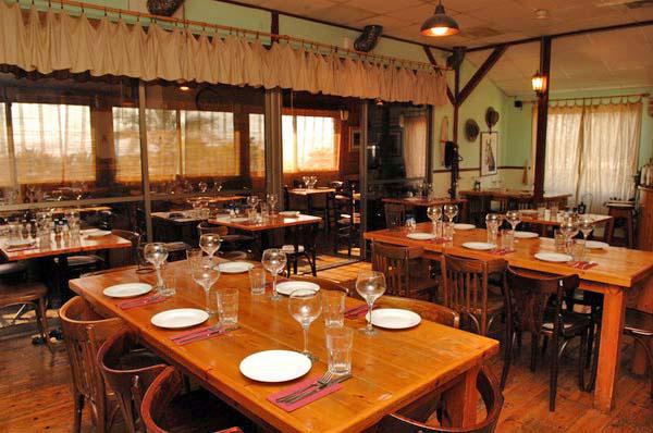 חווה בכפר | מסעדה רומנטית