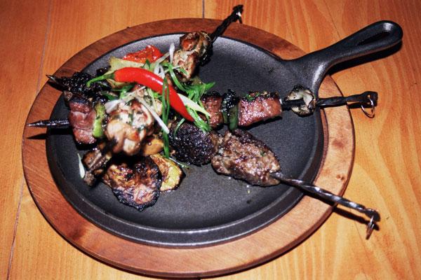 מסעדת איסקנדר | מסעדה במשמר הירדן
