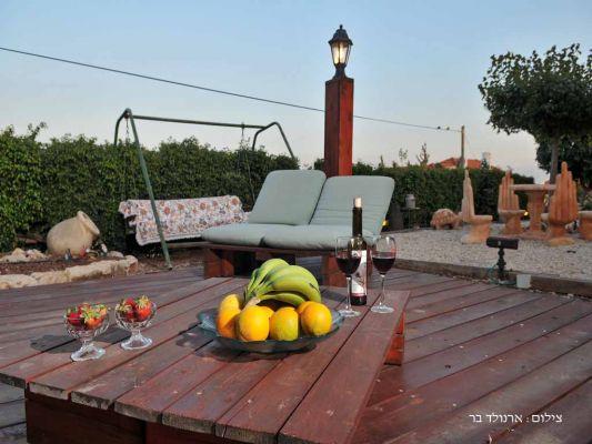 צימרים קסם על גג הכנרת - לחופשה מרעננת ברמת הגולן והכנרת