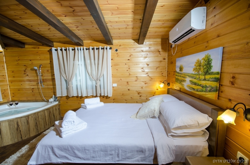 Vacation Cabins Quot Between The Pines Quot The Western Galilee