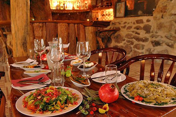 מרכבה |  מסעדה בקדיתא