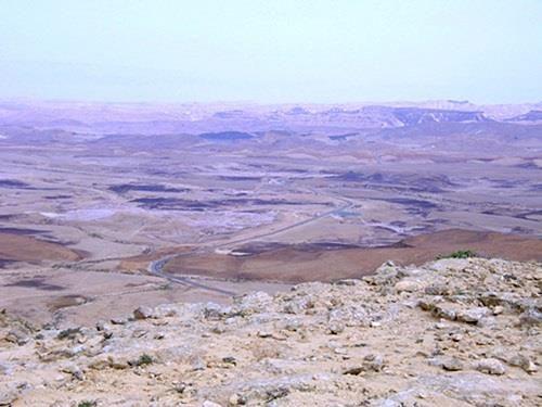 טיול טרקטורונים - מטיילי המדבר