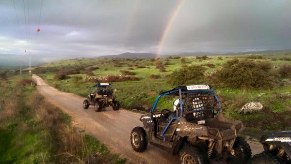 רייזרים כפר בלום - חווית אקסטריים בגליל עליון טיולי רייזרים