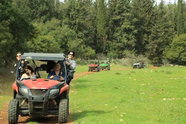 צימרים רייזר נוף הורדים - לחופשה מרעננת בגליל המערבי