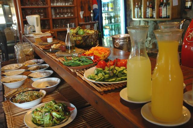 מסעדת ורד הגליל | מסעדה בכנרת