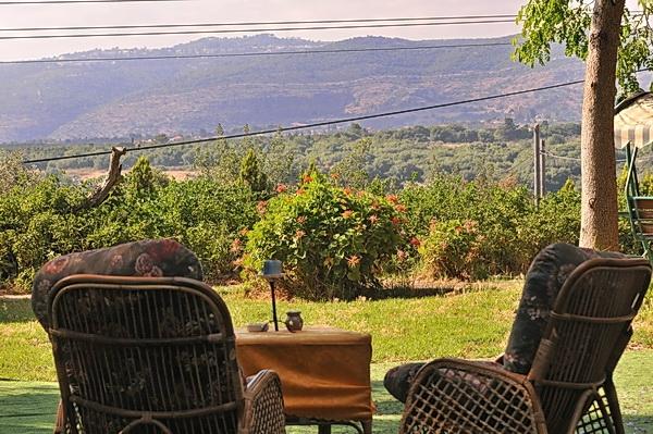 צימרים אחוזת הנוף של יפה - לחופשה מרעננת בגליל המערבי