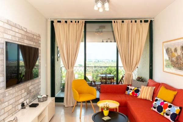 צימרים Sea View Suite - לחופשה מרעננת בקיסריה