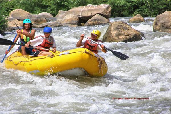 רפטינג נהר הירדן | אטרקציות במשמר הירדן